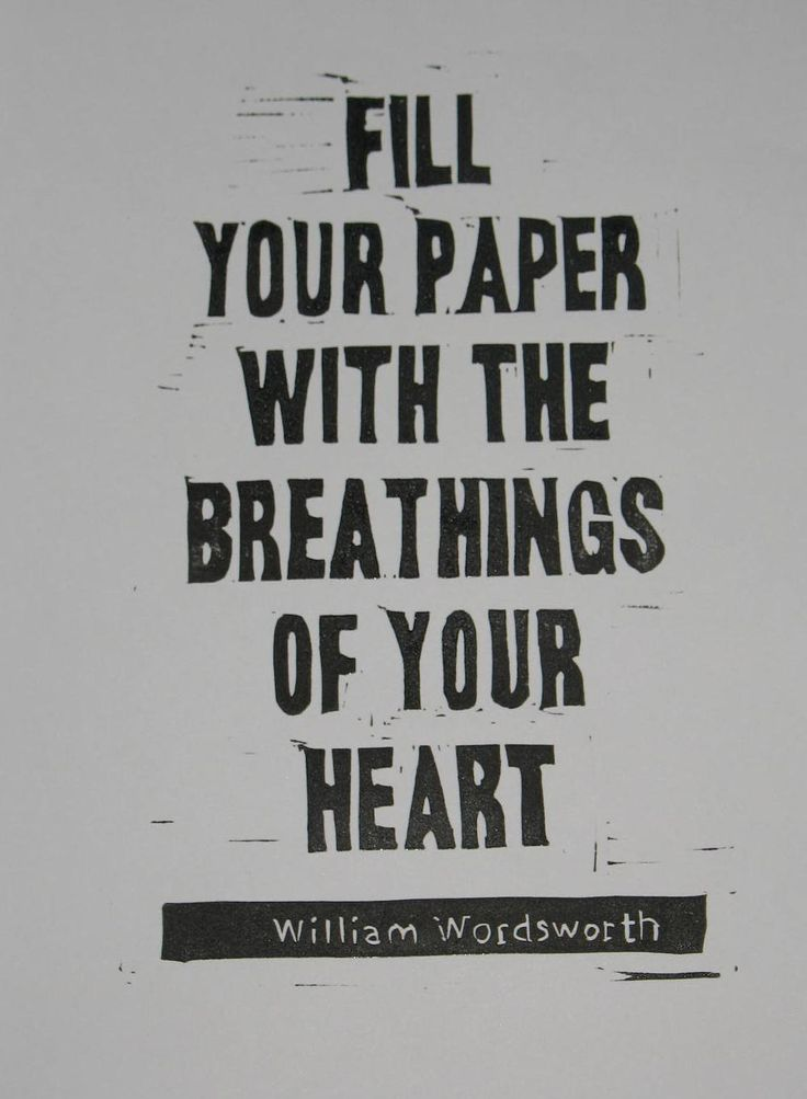 writing quote wadsworth